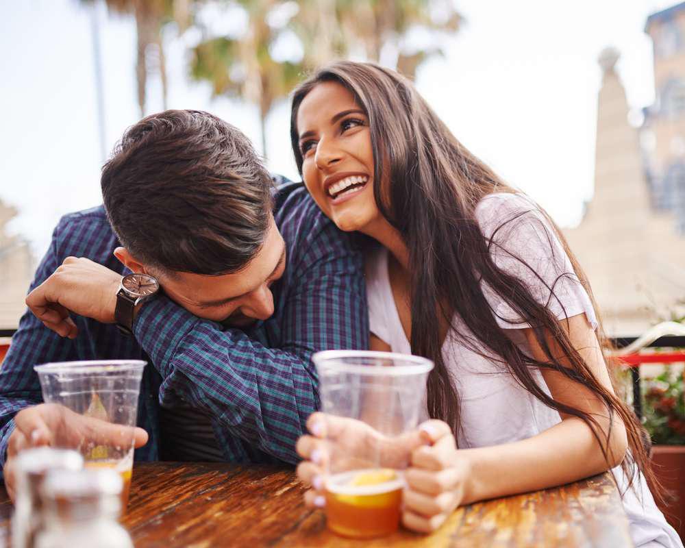 cách uống rượu bia không say