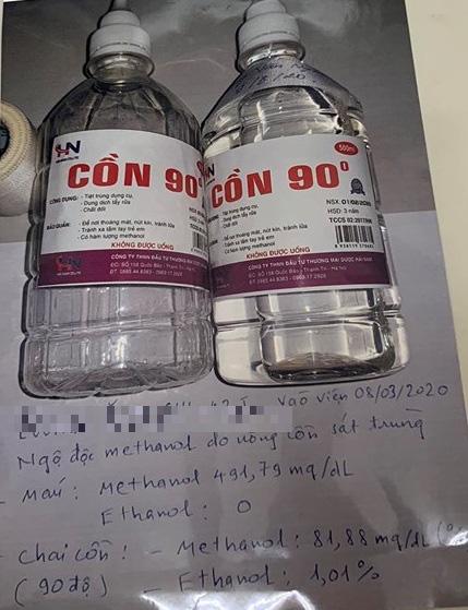 Hiểm họa từ cồn 90 độ: Nguồn methanol chết người dễ mua, dễ nhiễm - Ảnh 4.