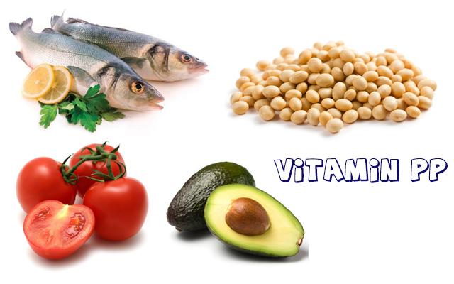 Vitamin PP là gì? Có tác dụng gì và sử dụng như thế nào? - Ảnh 2.