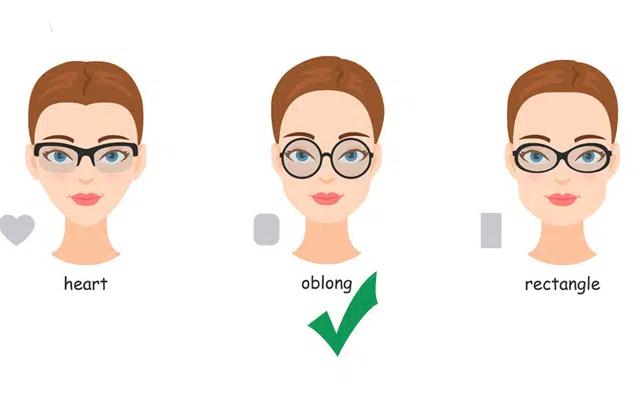 Hướng dẫn chọn kính cận thị đúng cách, phù hợp với khuôn mặt và giới tính