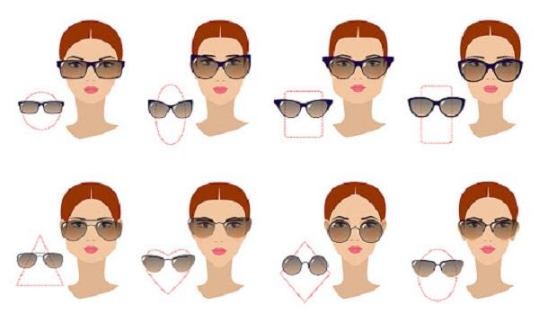Hướng dẫn chọn kính cận thị phù hợp với khuôn mặt và giới tính - Ảnh 3.