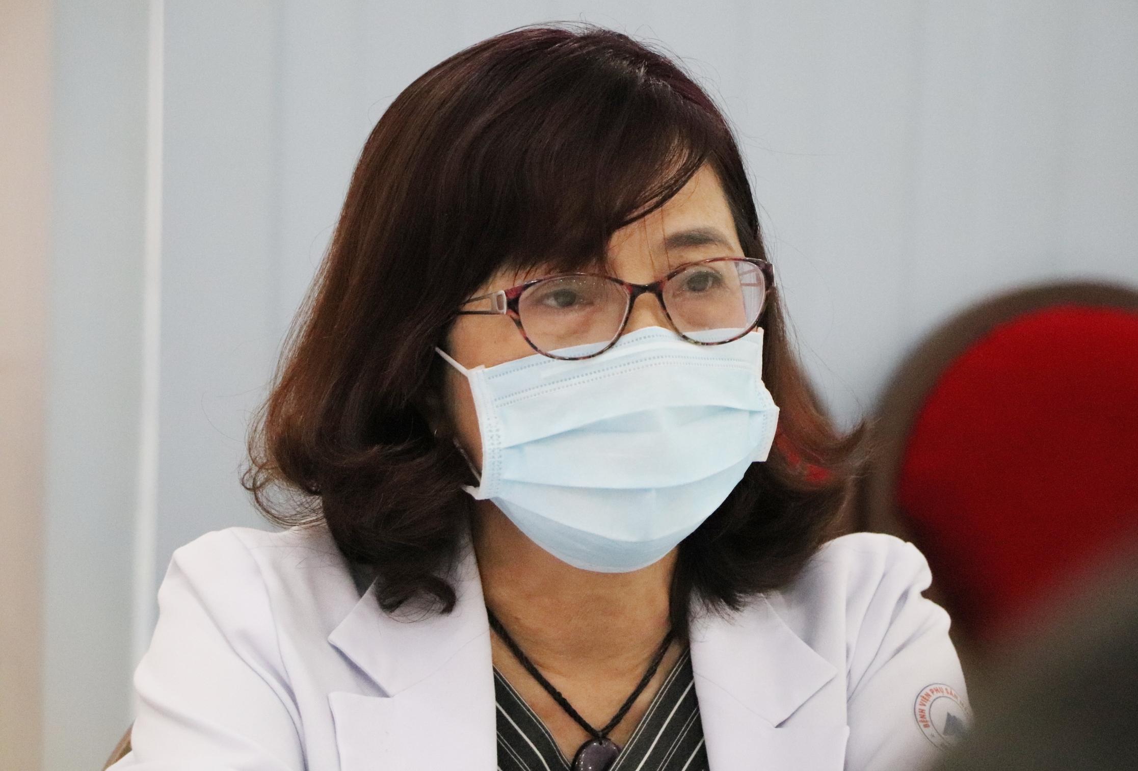Vụ sản phụ liệt nửa người sau khi sinh mổ: Bệnh viện Phụ sản Mêkông thừa nhận sai sót, nhận trách nhiệm về mình - Ảnh 3.