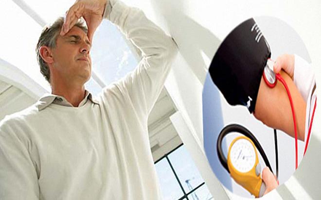 Các triệu chứng bệnh tăng huyết áp nguyên phát thường gặp và hiếm gặp