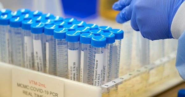 Biến thể COVID mới tại Pháp có thể 'qua mặt' xét nghiệm PCR - Ảnh 1.