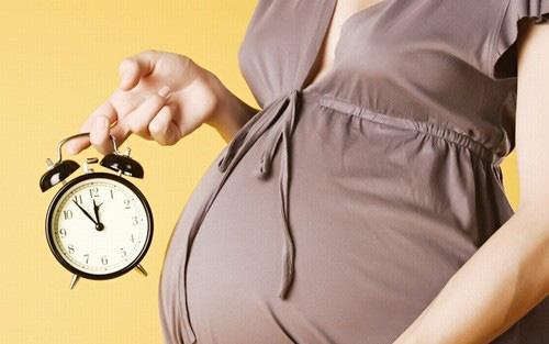 Tìm hiểu những dấu hiệu sắp sinh trước 1 ngày mẹ bầu cần biết