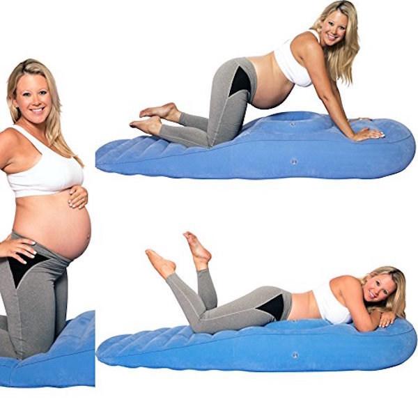 Nguyên nhân đau lưng khi mang thai tháng cuối ở bà bầu, tình trạng này có nguy hiểm không? - Ảnh 6.