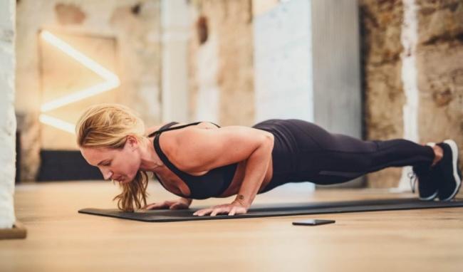 Những cách giúp giảm mỡ bắp tay và vai hiệu quả - Ảnh 3.