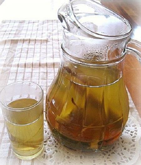 Uống nước rau má khô có tác dụng gì? Hướng dẫn đun rau má khô đúng cách - Ảnh 3.