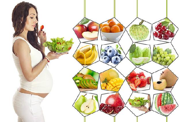 Điểm danh những loại hoa quả tốt cho bà bầu và bé trong giai đoạn thai kỳ - Ảnh 2.
