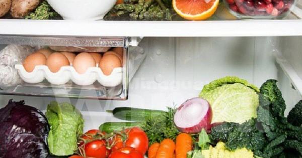 Những thực phẩm nào không nên bảo quản trong tủ lạnh?
