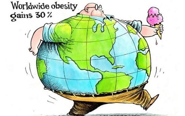 Tác hại của béo phì: Giật mình với hàng loạt bệnh lý nguy hiểm