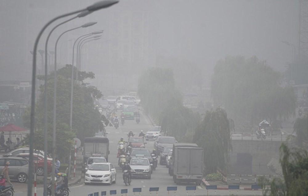 Sống trong môi trường ô nhiễm không khí khiến bạn có nguy cơ mắc bệnh tim mạch - Ảnh 1.