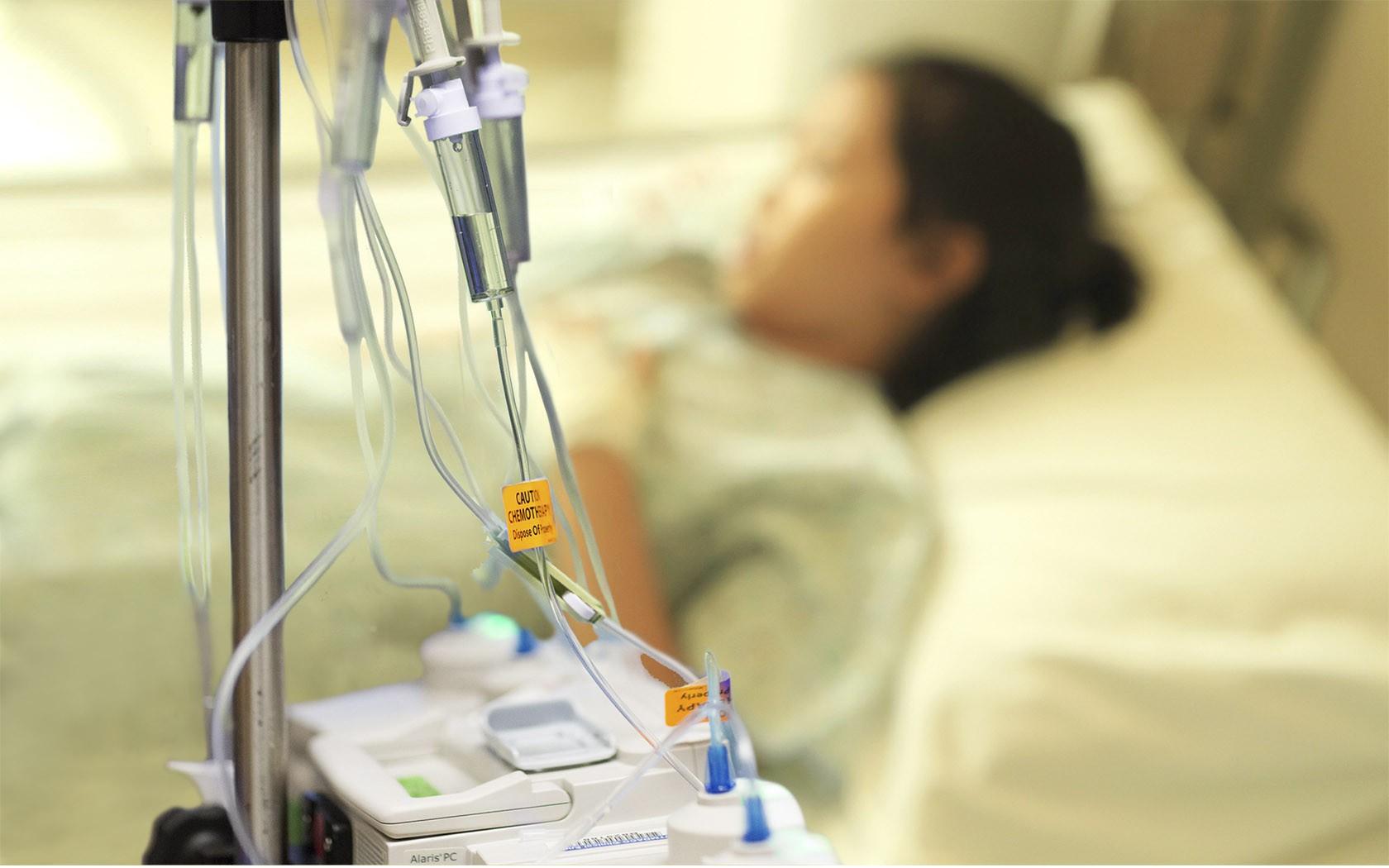 Các phương pháp điều trị ung thư phế quản giai đoạn cuối - Ảnh 2.