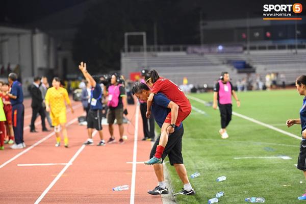 Tuyển thủ Việt Nam nhập viện sau nỗ lực giành HCV tại SEAGAME 30: Cần làm gì nếu kiệt sức khi chơi thể thao? 3
