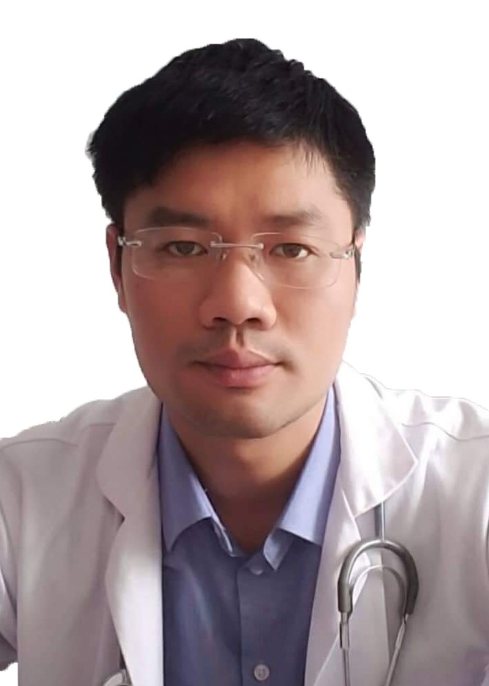 Thạc sĩ, bác sỹ Bùi Quang Huy