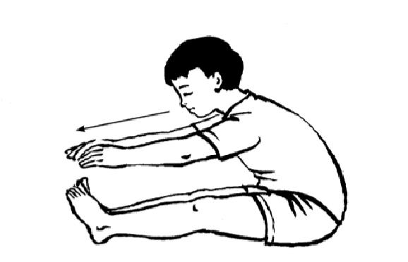 Các bài tập giúp phục hồi chức năng cho trẻ bị cong vẹo cột sống - Ảnh 2.