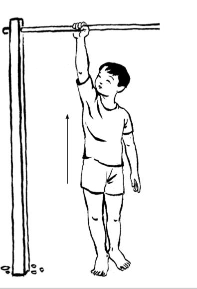 Các bài tập giúp phục hồi chức năng cho trẻ bị cong vẹo cột sống - Ảnh 6.