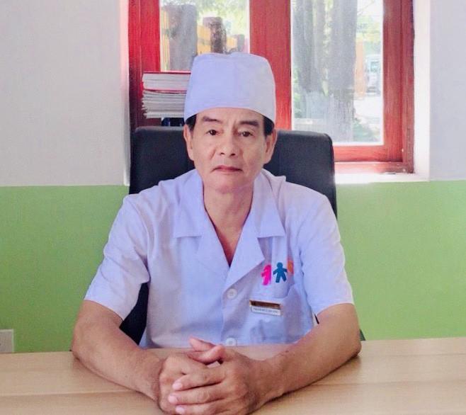 Bác sĩ Phạm Đức Quang