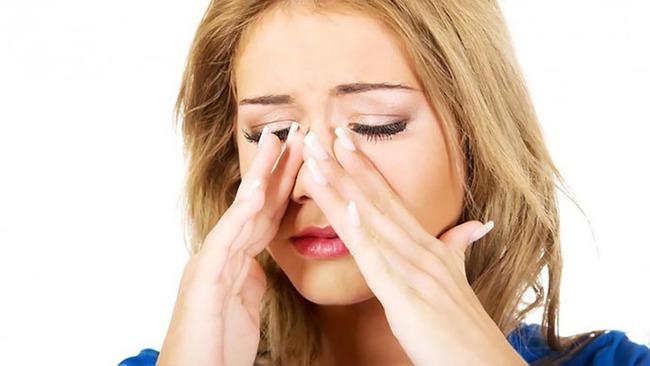 Tìm hiểu bệnh viêm xoang do biến chứng cảm cúm - Ảnh 1.