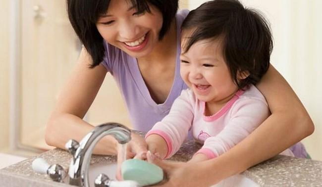 5 thời điểm rửa tay 3