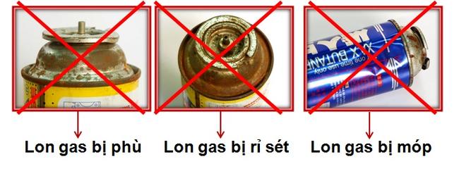 Thêm một vụ bình gas mini phát nổ gây đa chấn thương: Cần lưu ý gì khi sử dụng? - Ảnh 3.