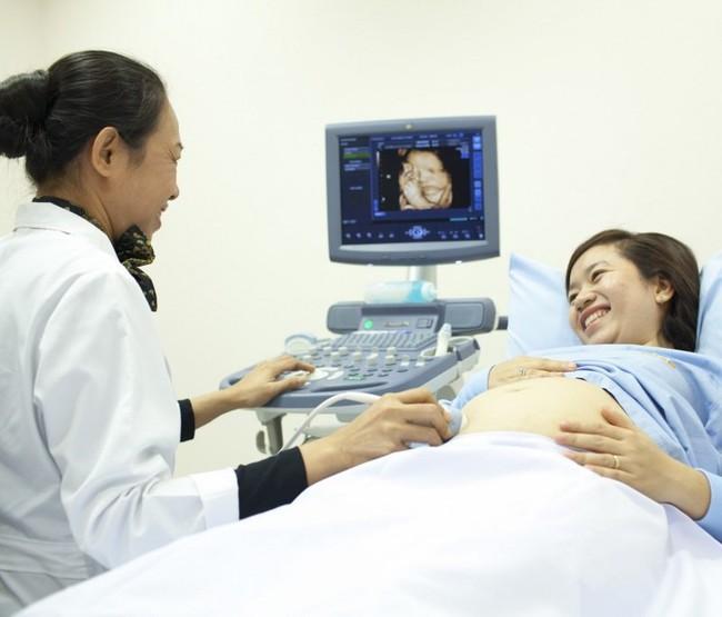 Lịch khám thai 3 tháng giữa chi tiết, mẹ bầu cần ghi nhớ - Ảnh 3.