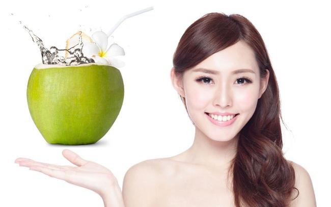 tác dụng của nước dừa