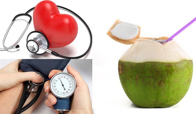 uống nước dừa có tác dụng gì