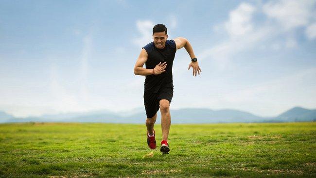 Hướng dẫn phương pháp hít thở đúng cách khi chạy bộ - Ảnh 4.