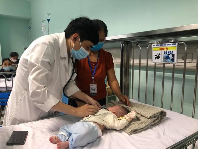 Phòng bệnh hô hấp cho trẻ nhỏ trong dịp cận tết Nguyên đán - Ảnh 2.