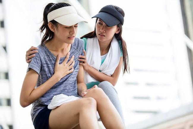Tăng áp lực động mạch phổi và những điều bạn cần biết - Ảnh 2.