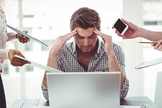 Cao huyết áp do căng thẳng, lo âu có nguy hiểm không? Làm thế nào để kiểm soát? - Ảnh 1.