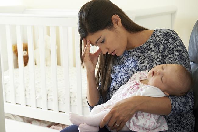 Sau sinh chưa có kinh có thai không? Giải đáp một vài vấn đề cho phụ nữ sau sinh - Ảnh 2.