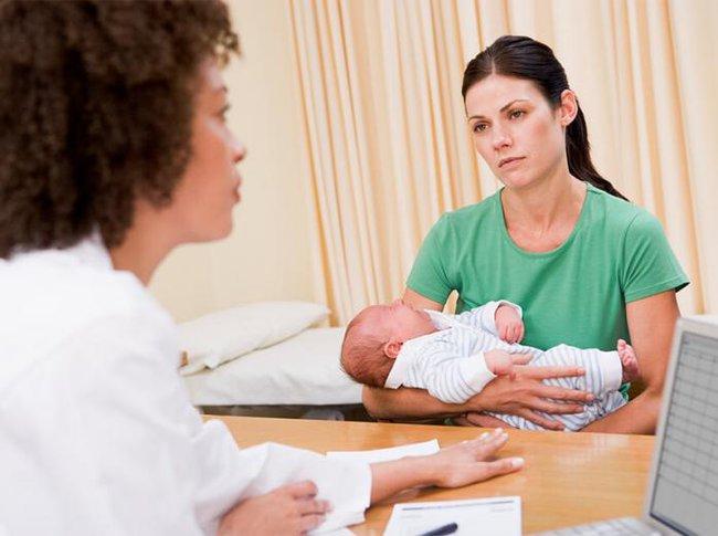 Sau sinh chưa có kinh có thai không? Giải đáp một vài vấn đề cho phụ nữ sau sinh - Ảnh 4.
