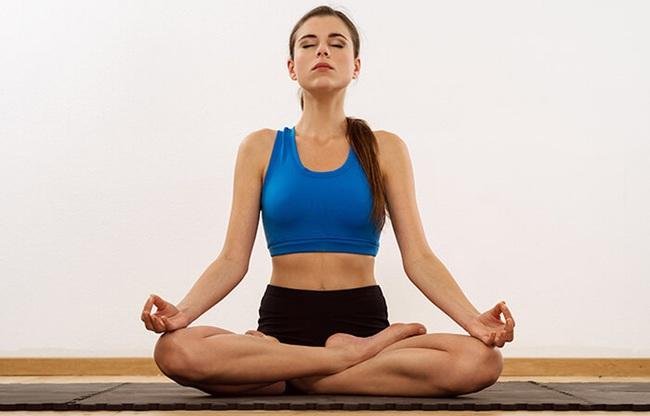 5 tư thế yoga tốt cho bệnh cao huyết áp  - Ảnh 3.