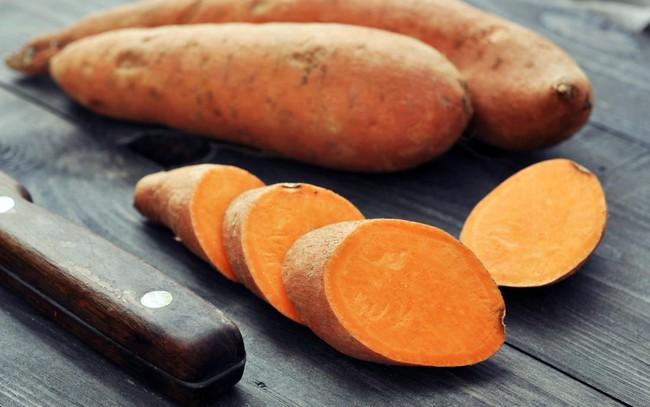 7 tác dụng tuyệt vời của khoai lang đối với sức khỏe - Ảnh 1.