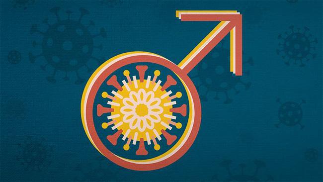 Nghiên cứu mới: Testosterone thấp ở nam giới có thể dẫn tới tình trạng Covid nghiêm trọng hơn - Ảnh 1.