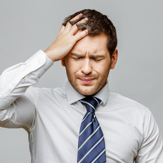Làm thế nào để nhận biết các triệu chứng căng thẳng ở nam giới - Ảnh 2.