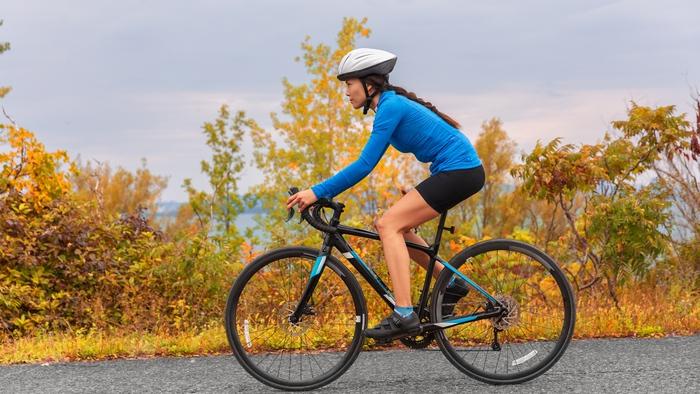 So sánh đạp xe, đi bộ và chạy bộ - Bộ môn nào giúp giảm cân tốt hơn? - Ảnh 2.