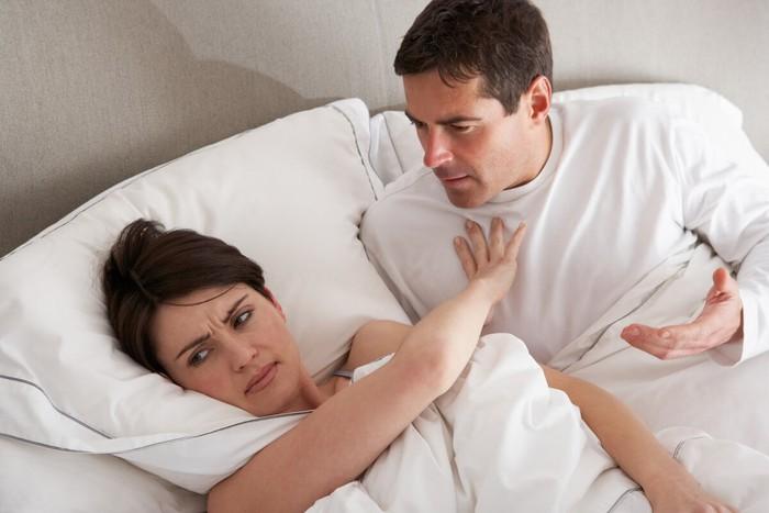 Nguyên nhân làm giảm ham muốn tình dục ở nữ giới - Ảnh 3.