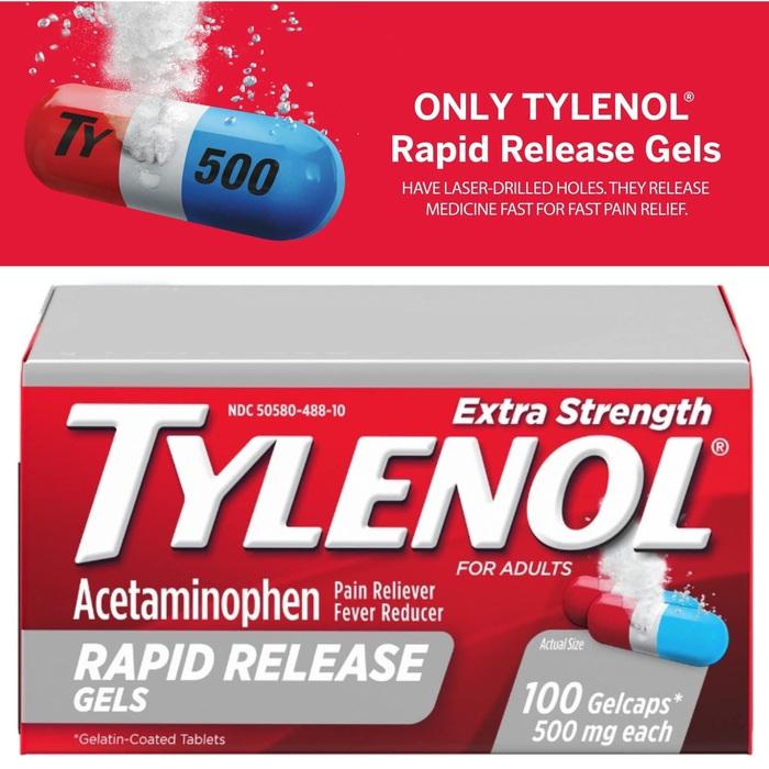 Chuyên gia cảnh báo trào lưu mua thuốc hạ sốt Tylenol của Mỹ để chữa Covid-19 - Ảnh 3.