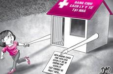 Cách ly y tế tại nhà: Có được ra ngoài?