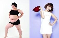 Giảm 50kg chỉ nhờ công thức detox, cô gái Hàn Quốc hóa thiên nga