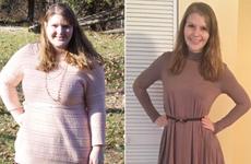 Hành trình giảm cân thành công của cô gái nặng 111,5kg: Động lực giảm cân từ những bức ảnh