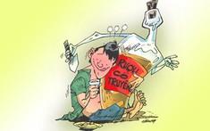 Nam giới uống nhiều rượu bia dễ bị yếu sinh lý