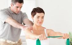 Chữa bệnh đau lưng bằng vật lí trị liệu