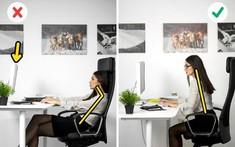 6 tư thế ngồi giúp bạn phòng tránh bệnh đau mỏi vai gáy hiệu quả