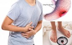 Tổng hợp 7 dấu hiệu điển hình của bệnh ung thư dạ dày, phát hiện sớm có thể chữa khỏi đến 90%