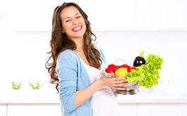 Cách ăn uống khoa học cho bà bầu bị viêm xoang