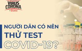 PGS.TS.BS Nguyễn Lân Hiếu giải đáp thắc mắc: Người dân có nên thử test Covid-19?